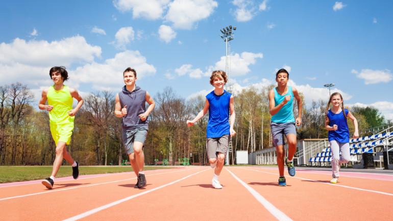 Het ASM maakt van kinderen weer goede bewegers