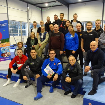 Montferland Kennis Centrum van start  met opleiding Athletic Skills-trainers