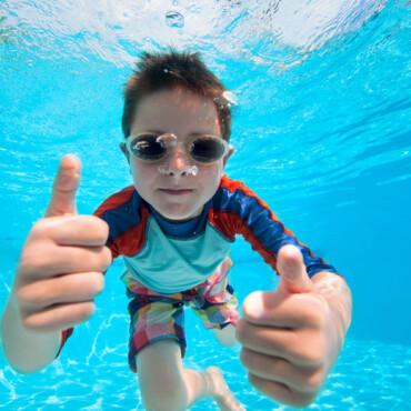 16 juli: Zwemactiviteiten (Aquafun) in De Hoevert